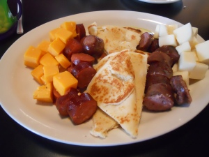 Smoke Sausage and Cheese: Not Your Typical Appetizer